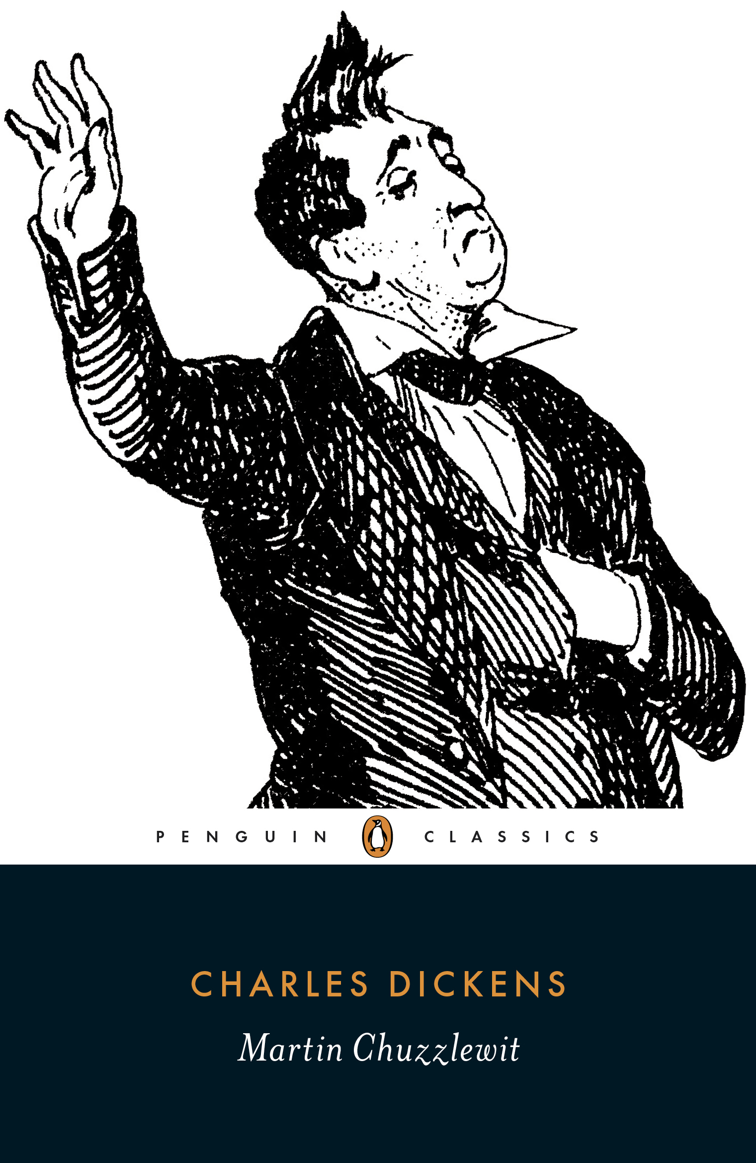 Martin Chuzzlewit by Charles Dickens, ISBN: 9780141908137