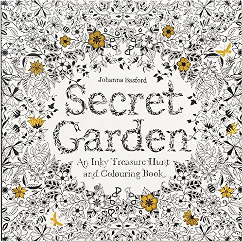 Secret Garden Artist's Edition20 Drawings to Color and Frame by Johanna Basford, ISBN: 9781780677316