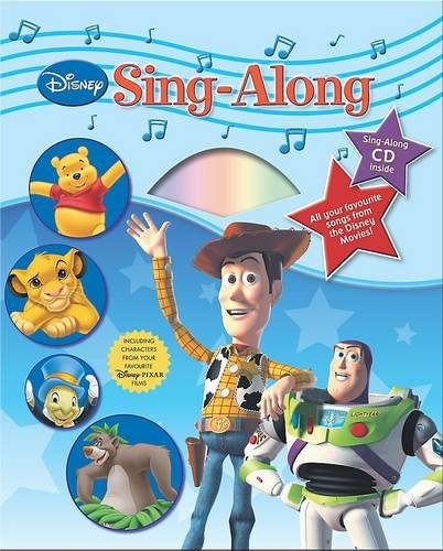 Disney New Singalong by Parragon Publishing India, ISBN: 9781445426709