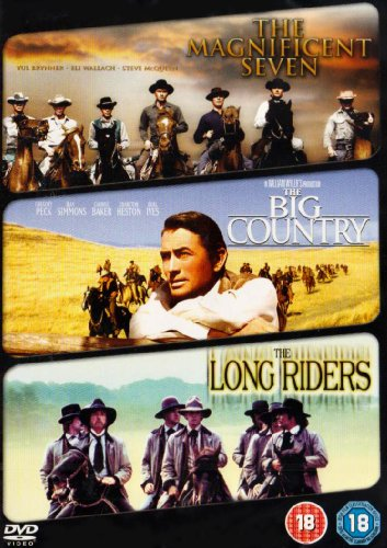 Magnificent Seven/The Big Country/The Long Riders