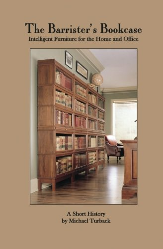 The Barrister's Bookcase: Intelligent Furniture for the Home and Office
