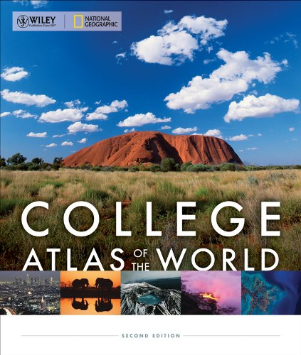 National Geographic Atlas Of The World 9th Ed by National Geographic, ISBN: 9781426206344