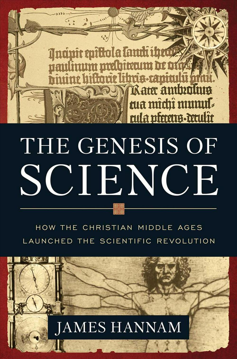 Cover Art for The Genesis of Science, ISBN: 9781596981553
