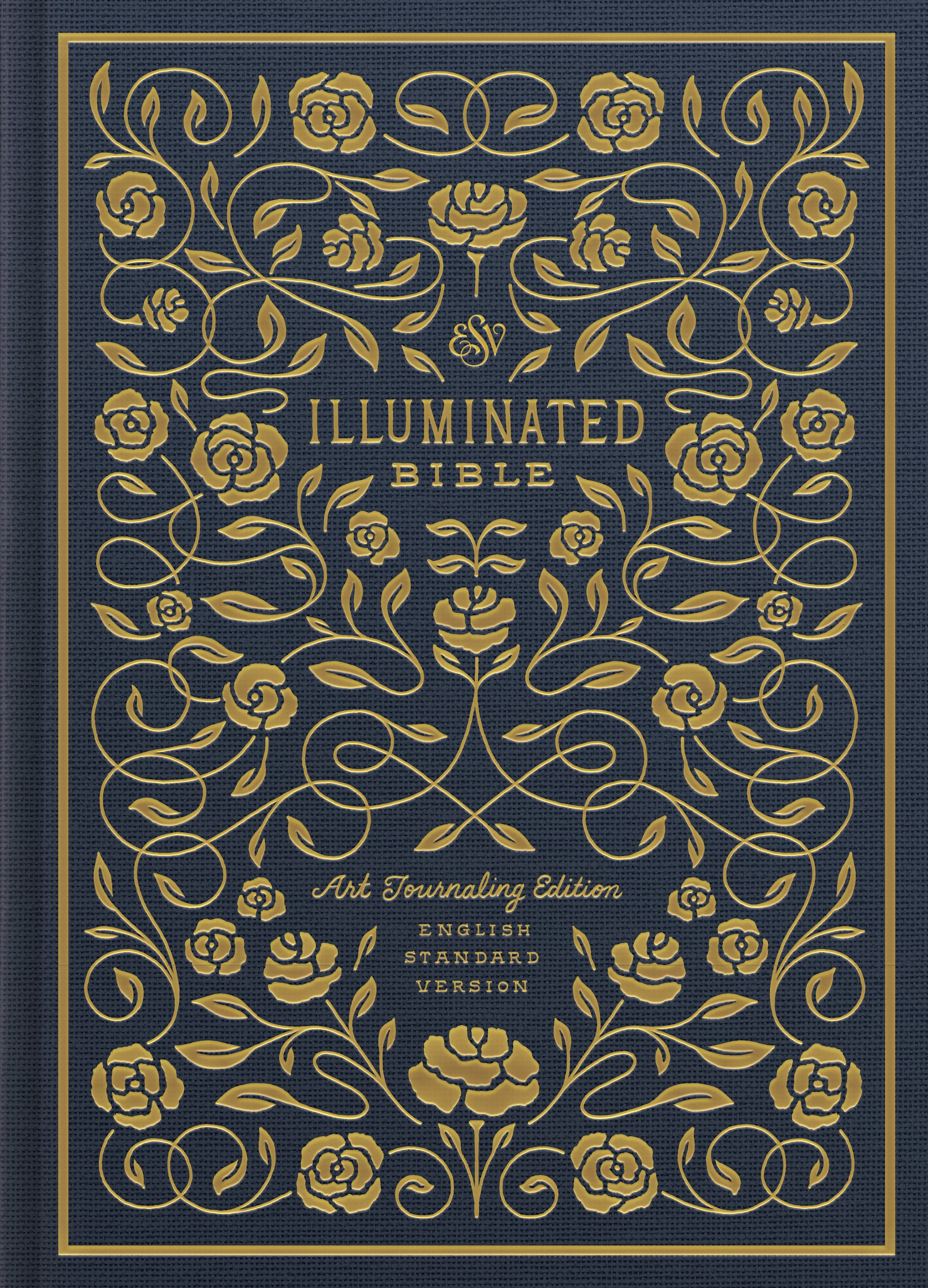 ESV Illuminated Bible, Art Journaling Edition (Cloth Over Board) by Not Available, ISBN: 9781433558313