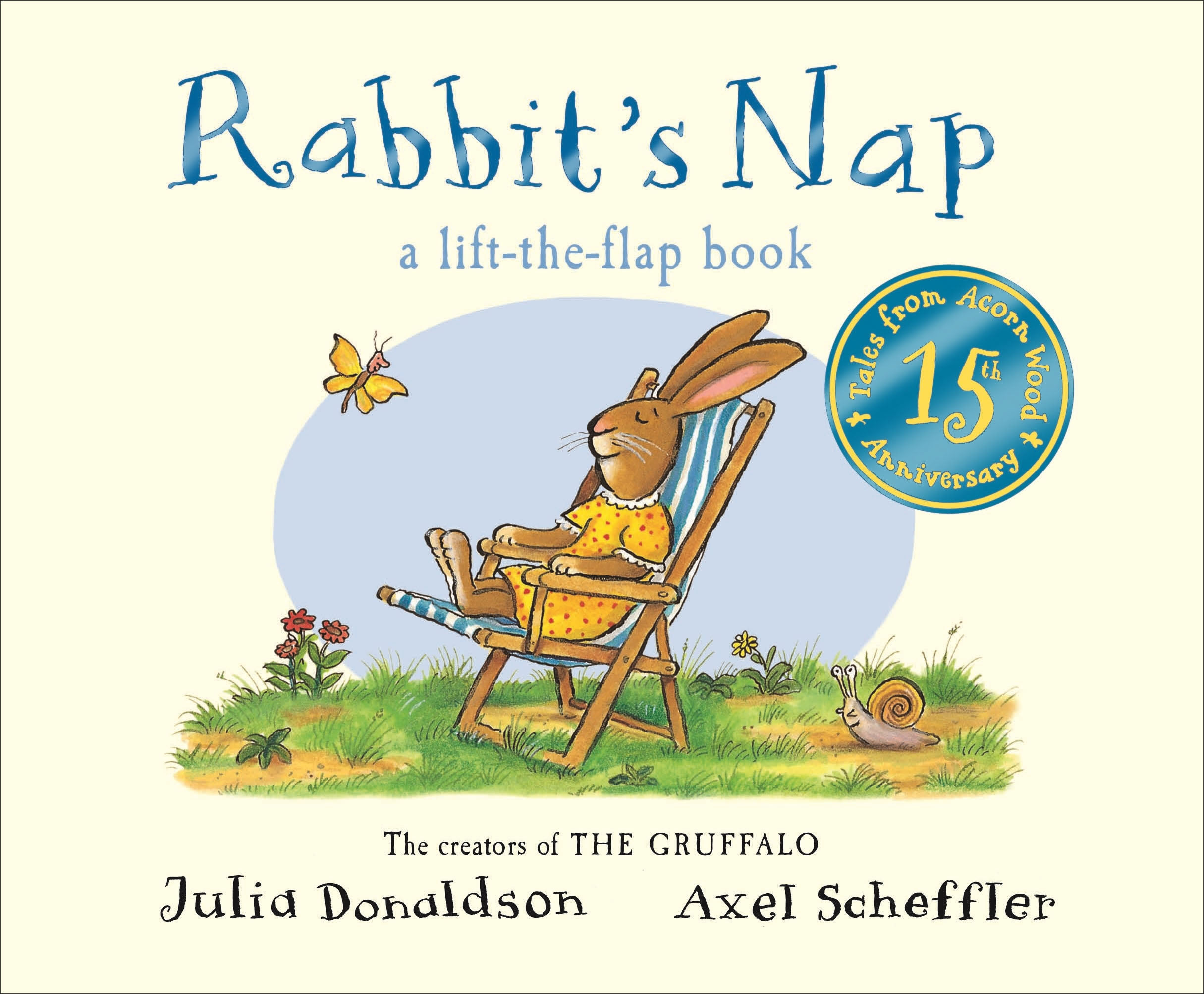 Tales From Acorn Wood: Rabbit's Nap 15th Anniversary Edition