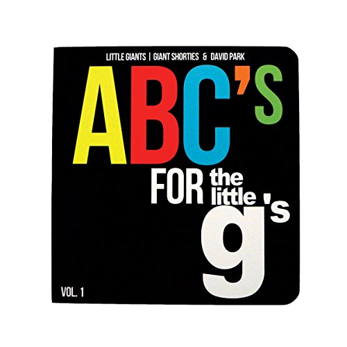 ABC's for the Little G's by Ivan Rivera, ISBN: 9780998532202
