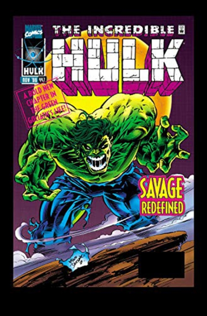 Incredible Hulk Epic CollectionGhosts of the Future