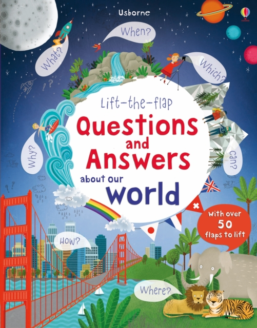 Lift The Flap Questions and Answers about our worldLift the Flap