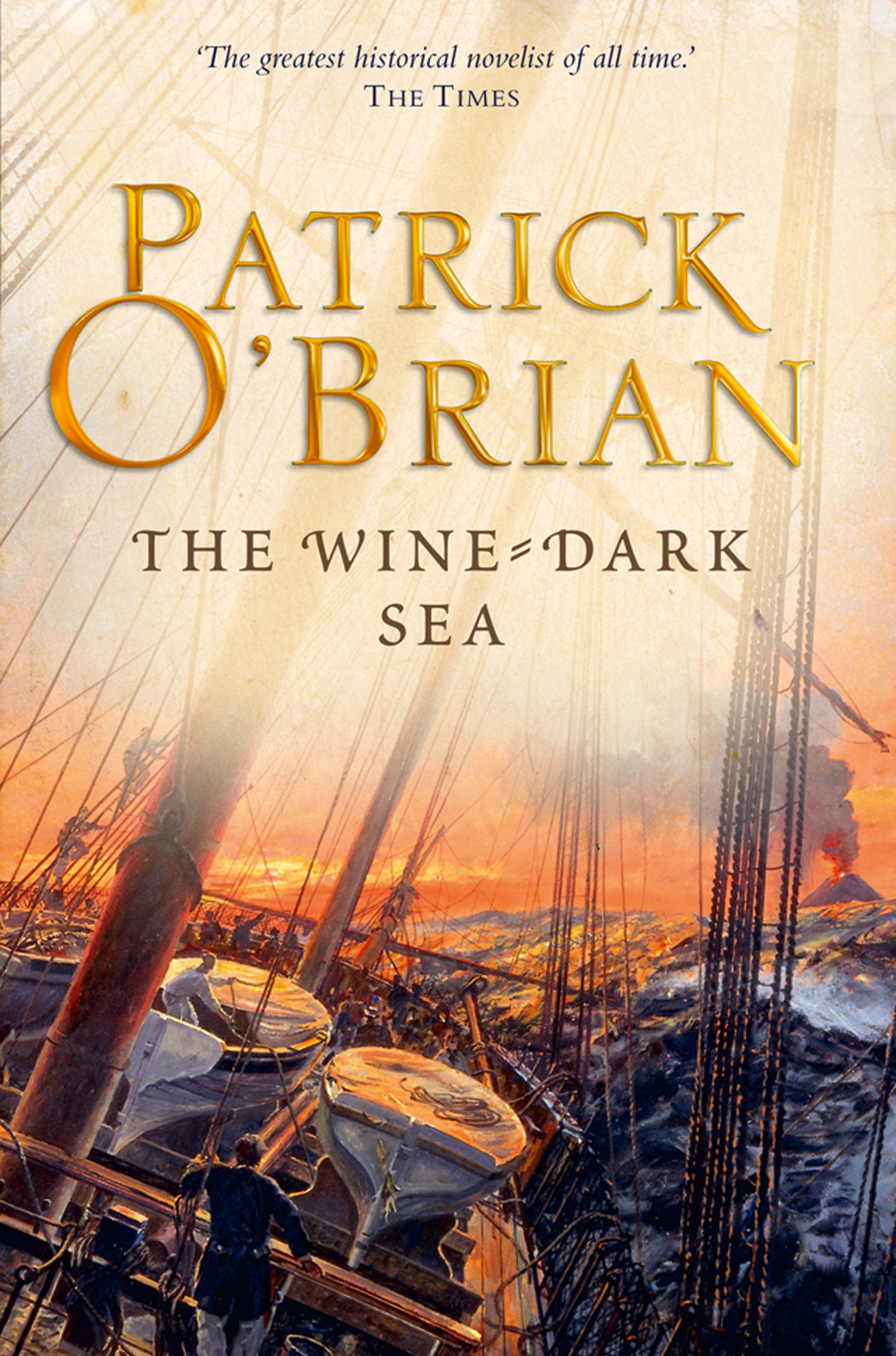 The Wine-Dark Sea: Aubrey/Maturin series, book 16