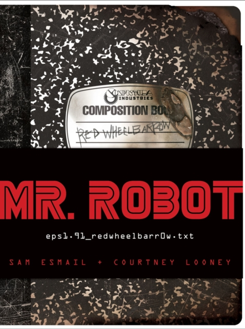 Mr. Robot Original Tie-in BookFeaturing 7 Removable Items