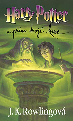 Harry Potter a Princ Dvojí Krve (Czech) Harry Potter and the Half-Blood Prince