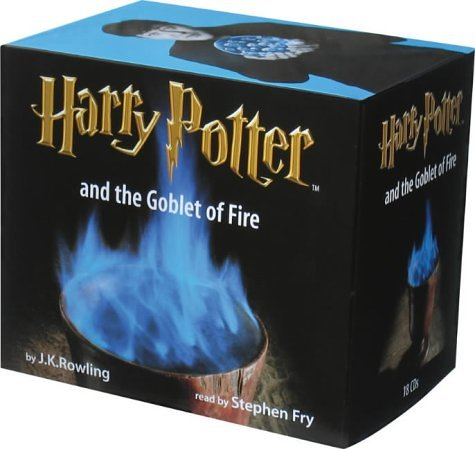 Harry Potter and the Goblet of Fire: Complete and Unabridged