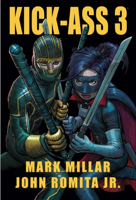 Kick Ass 3 by Mark Millar, ISBN: 9781783290727