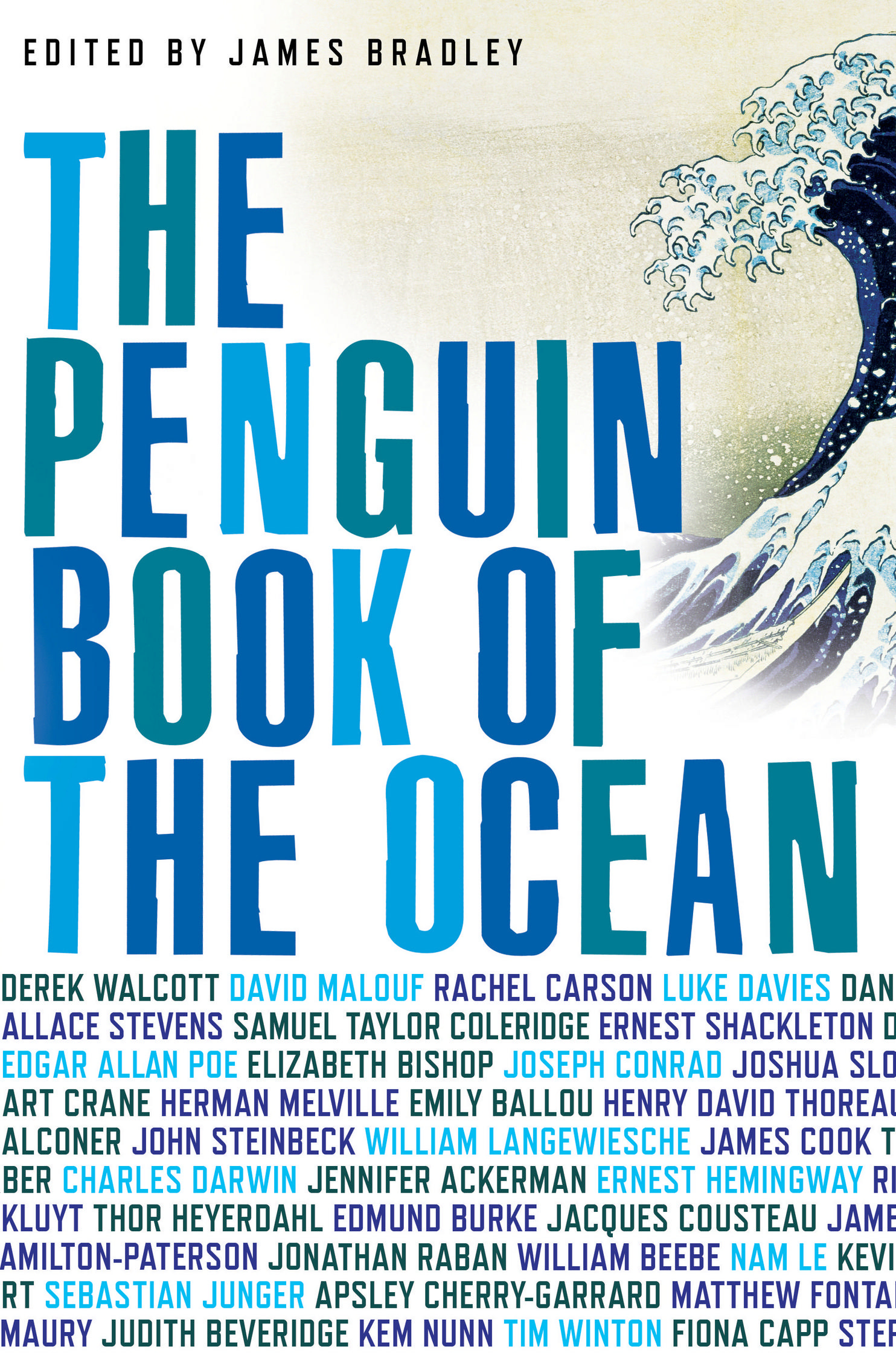 The Penguin Book of the Ocean by James Bradley, ISBN: 9781926428161