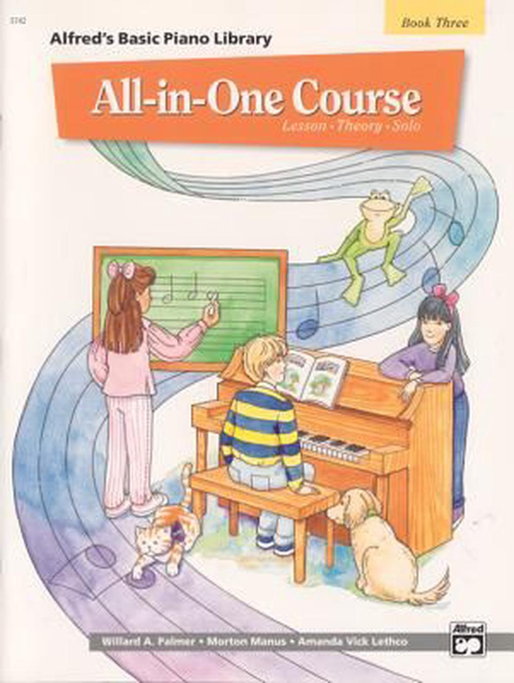 Alfred's Basic All-In-One Course, Bk 3 by Willard Palmer, ISBN: 9780739012277