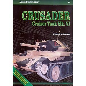 Crusader Cruiser Tank Mk. VI - Armor Photo Gallery No. 6