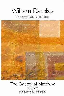 Gospel of Matthew Volume II (Daily Study Bible New Testamnt) (Vol 2)