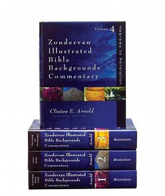 Zondervan Illustrated Bible Backgrounds Commentary Set by Clinton E. Arnold, ISBN: 9780310217404