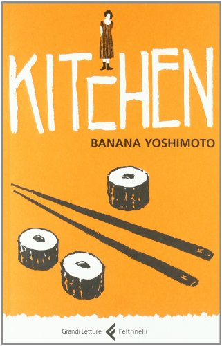 a comparison of characters in kitchen by banana yoshimoto and the movie ramen girl I know you were probably expecting a big bowl of ramen to represent this month's food n' flix film ramen girl but i've been there, done thati first saw this movie about a year and a half ago and did a dinner and a movie post with a tyler florence ramen recipe here.