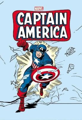 Marvel Masterworks: Captain America Volume 1 (New Printing) by Stan  Lee, ISBN: 9780785191346