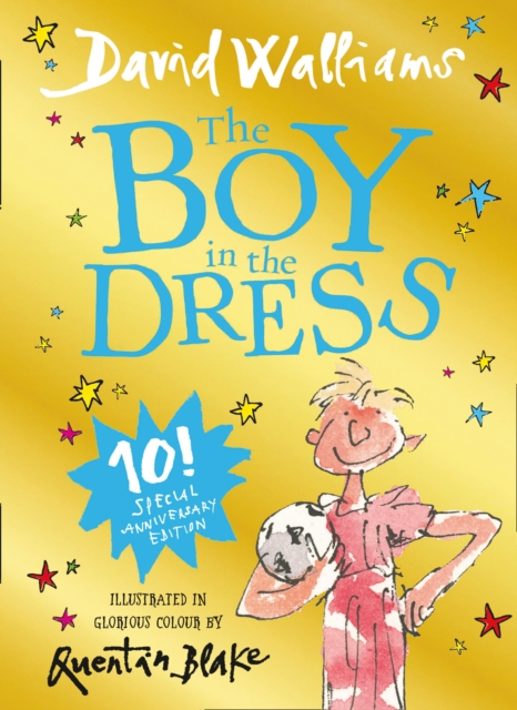 The Boy in the DressLimited Gift Edition of David Walliams' Bestsel...