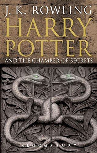 Harry Potter Chamber of Secrets (adult edition)