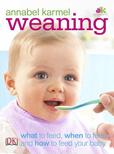 Cover Art for Weaning, ISBN: 9781405348249
