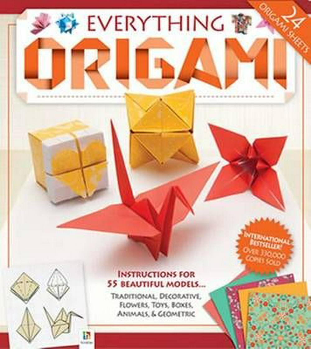 BIND UP EVERYTHING ORIGAMI