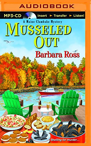 Musseled Out (Maine Clambake Mystery)