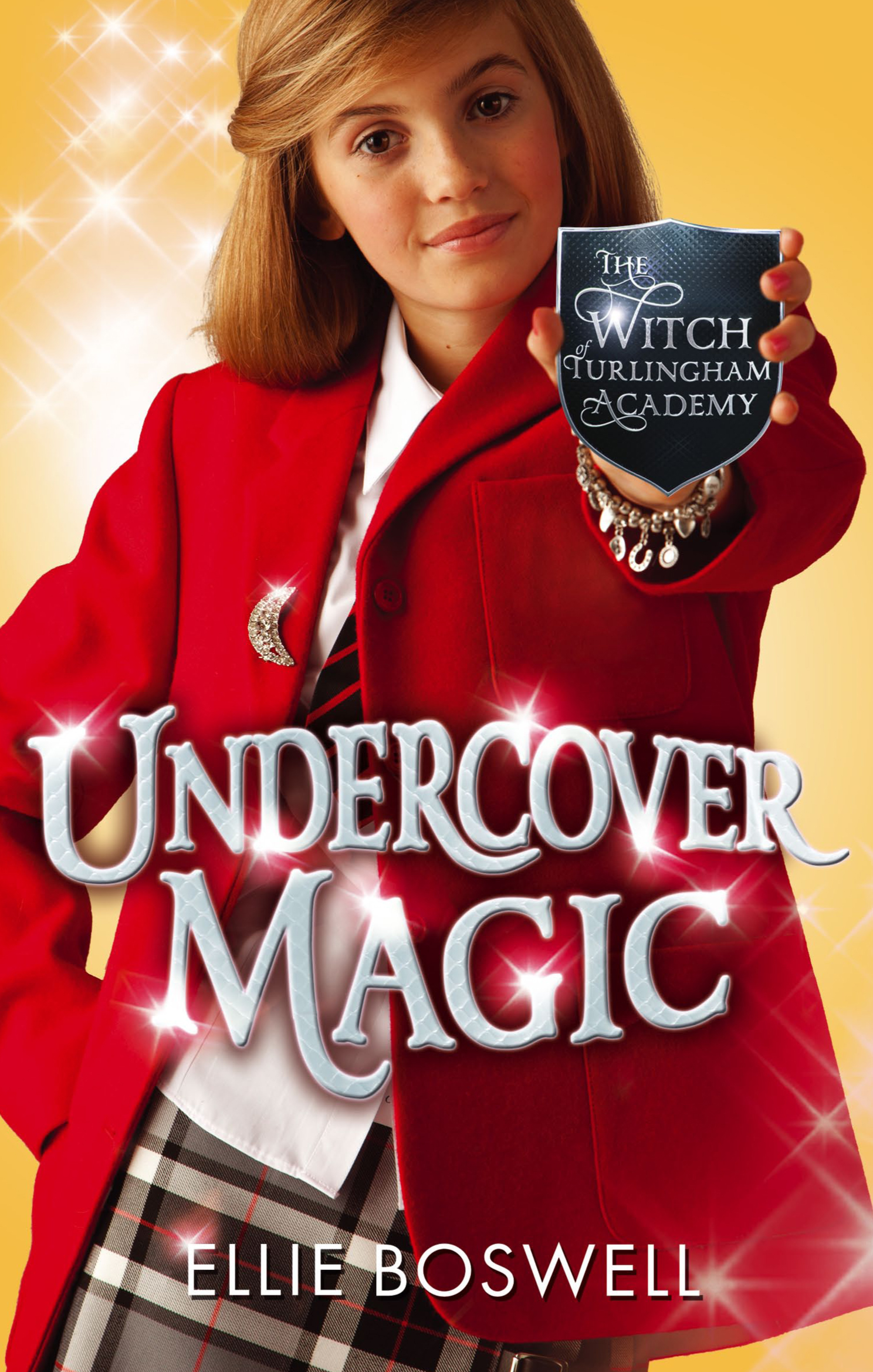 Witch of Turlingham Academy: Undercover Magic: Book 2