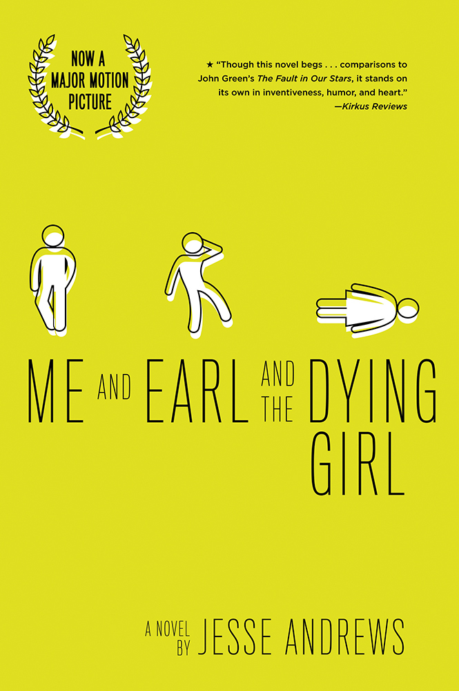 Me and Earl and the Dying Girl by Jesse Andrews, ISBN: 9781419719608