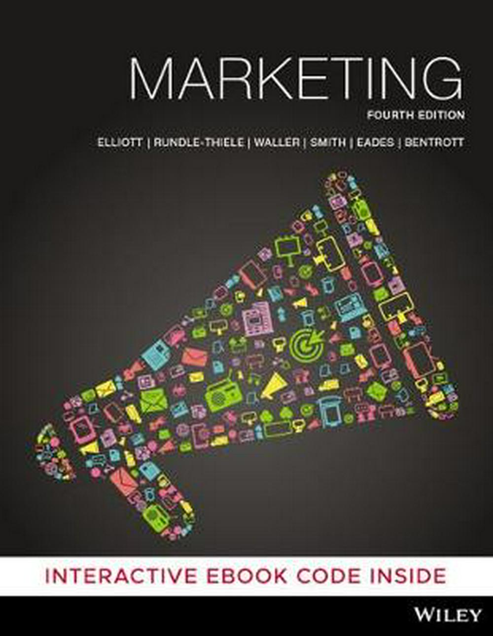 Marketing (Au) 4E Hybrid by G Elliott, ISBN: 9780730363248