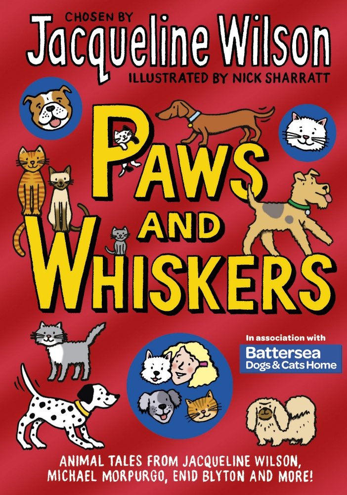 Battersea Cats and Dogs Anthology by Jacqueline Wilson, ISBN: 9780857533524