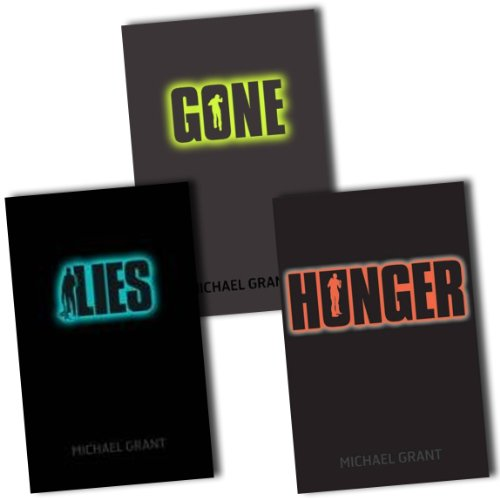 Michael Grant 3 Books Collection Pack Set RRP: £28.59 (Gone, Hunger, Gone 03. Lies)