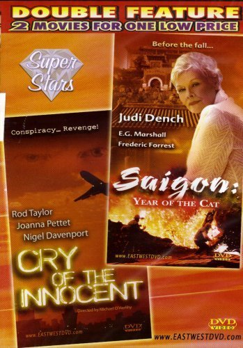 CRY OF THE INNOCENT+SAIGON : Year of the cat[Slim Case][DOUBLE FEATURE] by MICHAEL O'HERLIHY / STEPHEN FREARS by Unknown, ISBN: 0779628859320