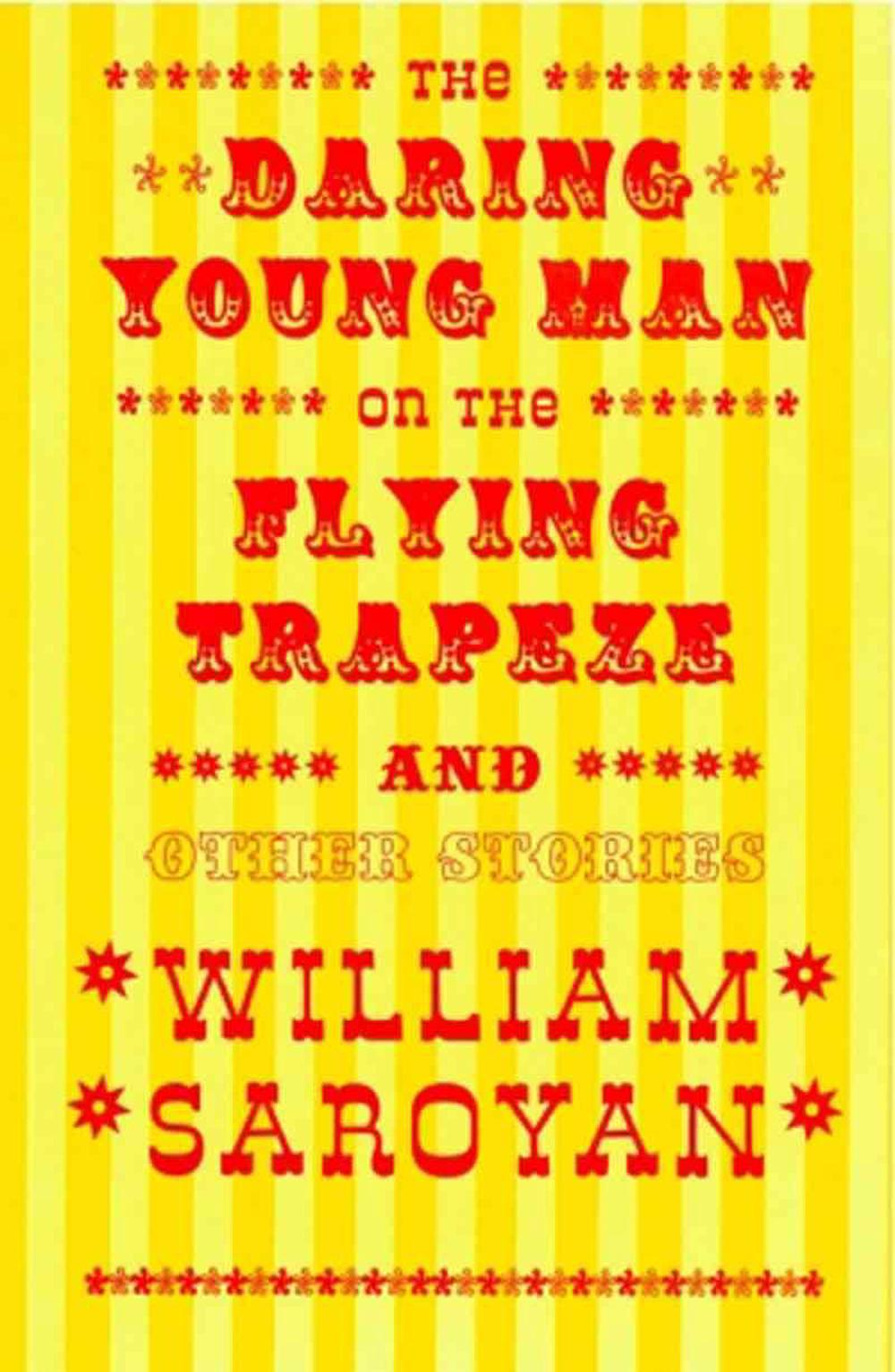 The Daring Young Man on the Flying Trapeze (Paper Only)