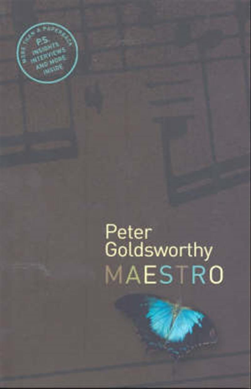 maestro by peter goldsworthy australian vision Transcript of distinctively visual essay  creating experiences that become apart of his vision of  throughout peter goldsworthy's 'maestro and iven sen.