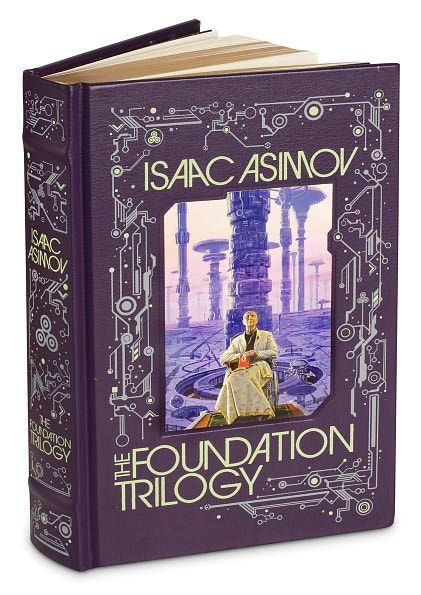 The Foundation Trilogy (Barnes & Noble Exclusive Edition) by Asimov, Isaac, ISBN: 9780307292063