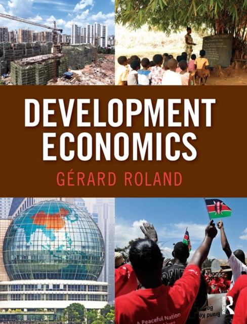 Development Economics (The Pearson Series in Economics) by Roland, Gérard, ISBN: 9780321464484