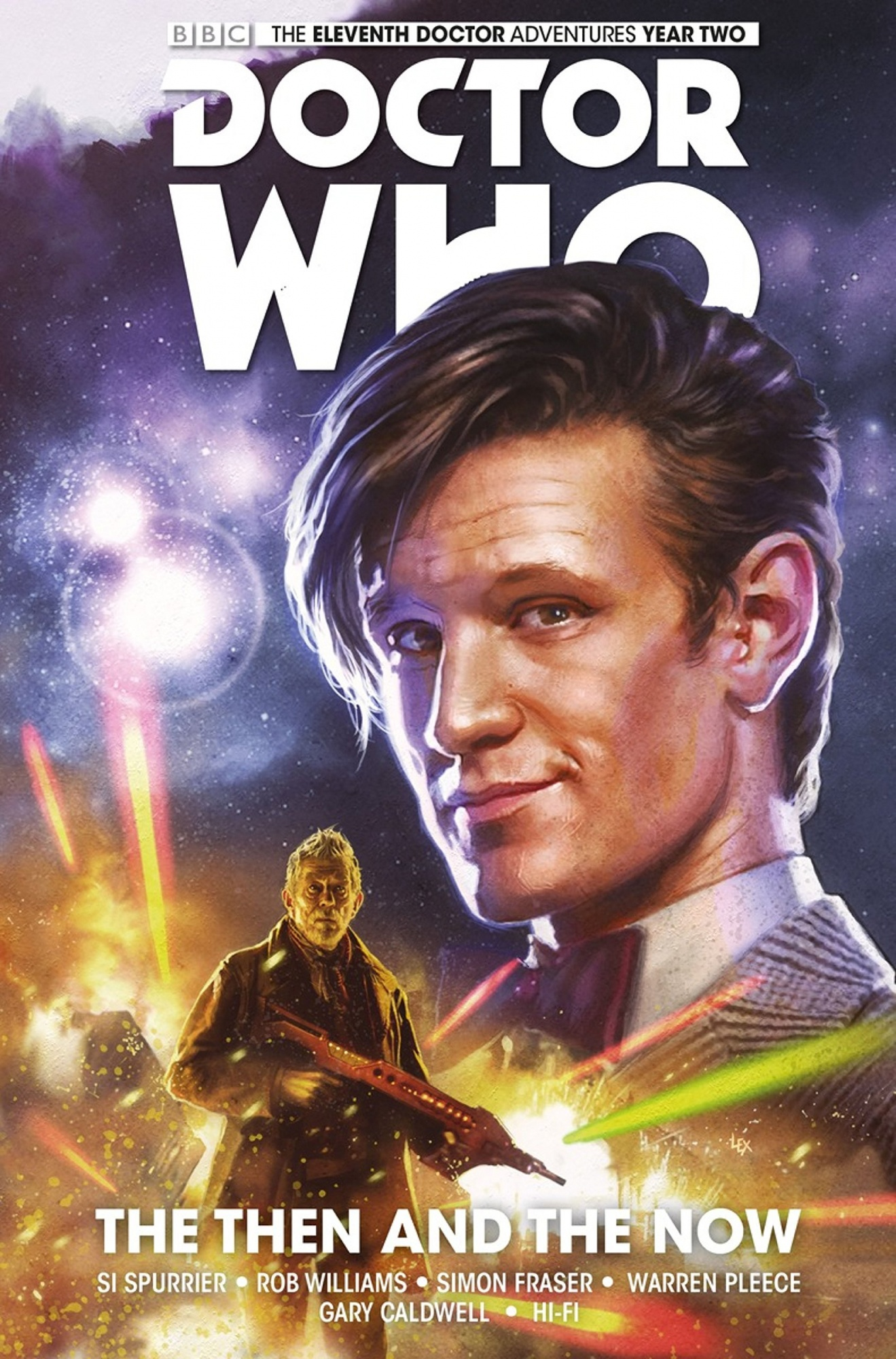 Doctor Who: The Eleventh Doctor: The Then and the Now