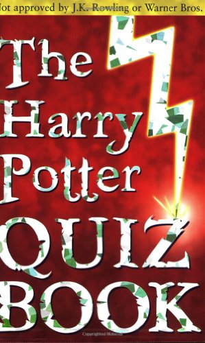 The Ultimate Harry Potter Quiz Book by Guy; Barnes, Samantha Macdonald, ISBN: 9781904613510
