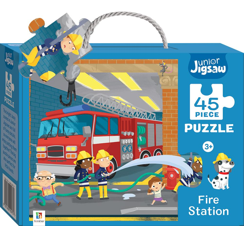 Junior Jigsaw  Fire StationFire Station