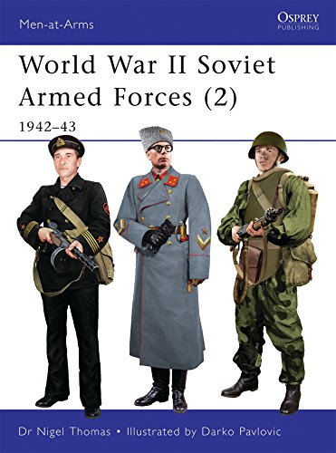 World War II Soviet Armed Forces: v. 2