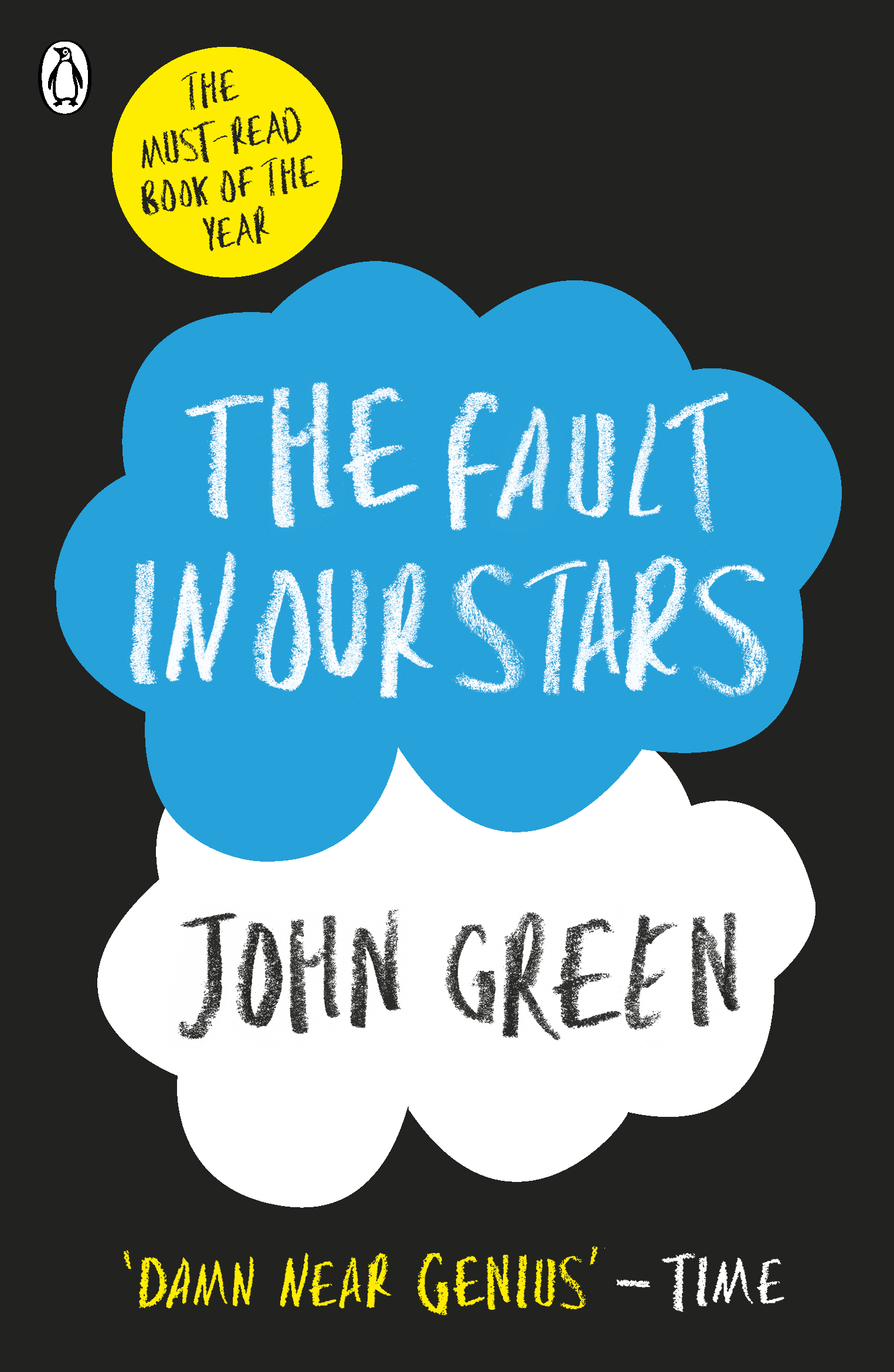 The Fault in Our Stars by John Green, ISBN: 9780141364247