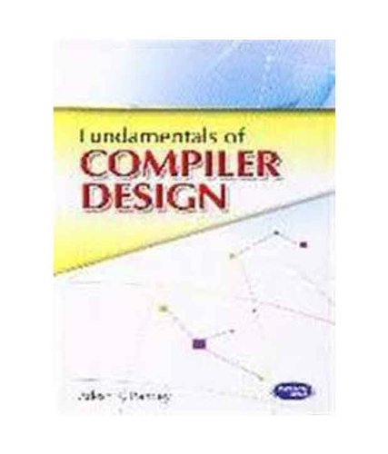Fundamentals of Compiler Design