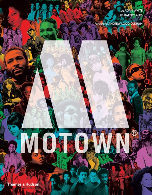 Motown: The Sound of Young America by Adam White, ISBN: 9780500294857