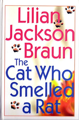 The Cat Who Smelled a Rat (Thorndike Press Large Print Basic Series)