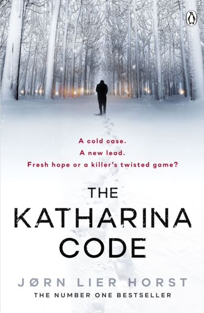 The Katharina Code: The Cold Case Quartet, Book 1