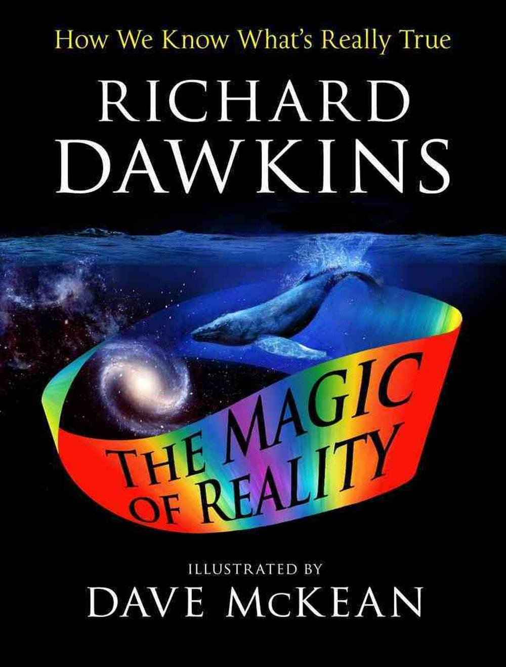The Illustrated Magic of Reality