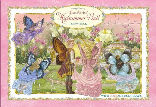 Shirley Barber's The Fairies' Midsummer Ball Deluxe Jigaw Book by Shirley Barber, ISBN: 9781742116723
